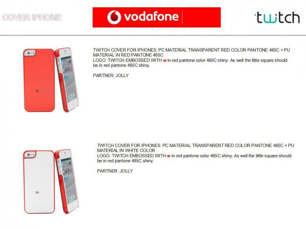 Vodafone Case | Phone Case Producer | Jolly